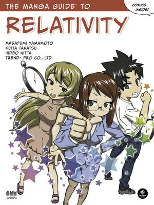 cover image of The Manga Guide to Relativity