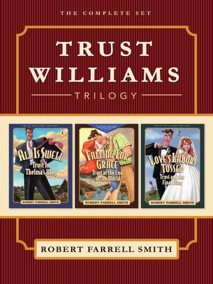 Image result for trust williams trilogy