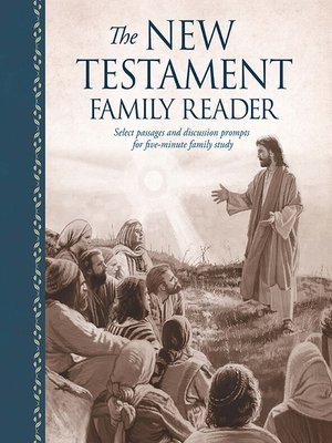 cover image of The New Testament Family Reader
