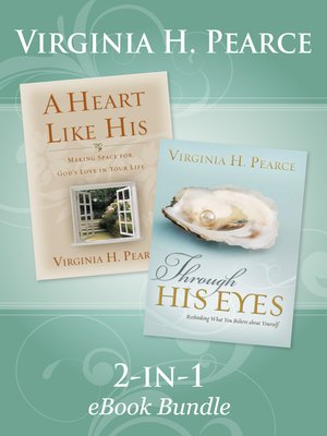 cover image of Virginia Pearce 2-in-1 eBook Bundle