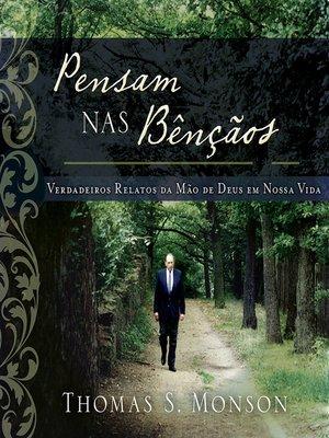cover image of Pensem nas Bênçãos