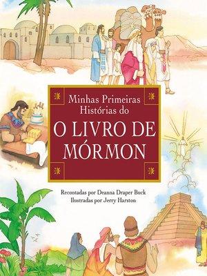 cover image of Minhas Primeiras Historias do Livro De Mormon