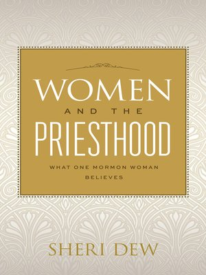 cover image of Women and the Priesthood