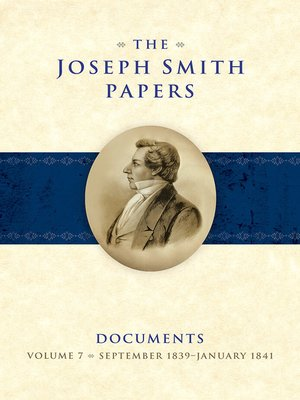 cover image of The Joseph Smith Papers: Documents, Volume 7