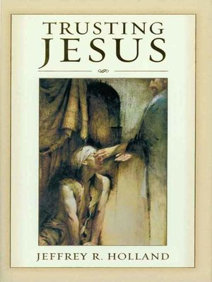cover image of Trusting Jesus
