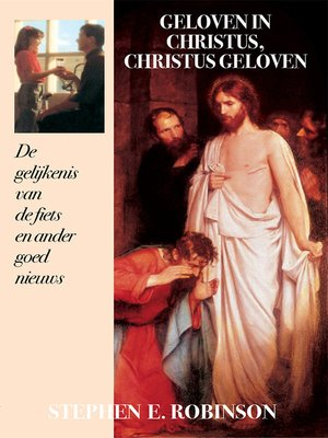 cover image of Geloven in Christus
