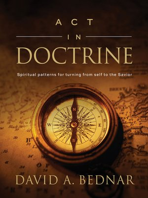 cover image of Act in Doctrine