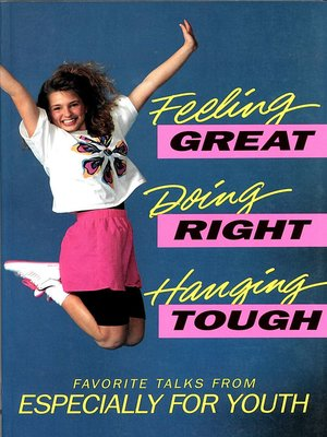 cover image of Feeling Great, Doing Right, Hanging Tough
