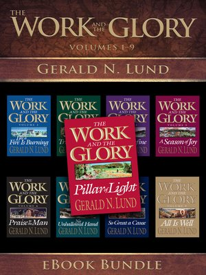 the work and the glory book series