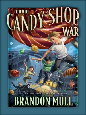 cover image of The Candy Shop War