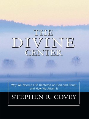 cover image of The Divine Center