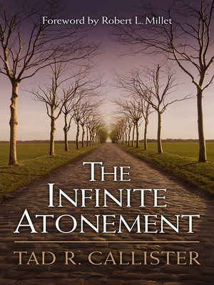 cover image of Infinite Atonement