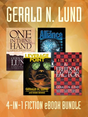 cover image of Gerald N. Lund 4-in-1 Fiction eBook Bundle