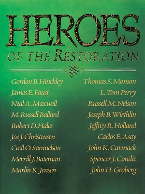 cover image of Heroes of the Restoration