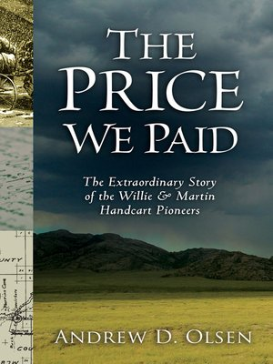 cover image of The Price We Paid