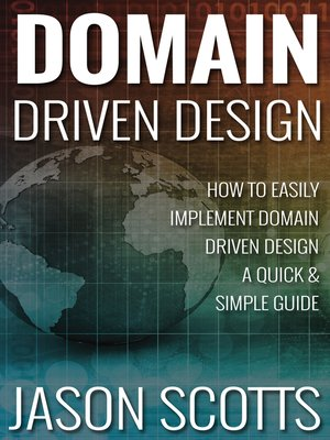 cover image of Domain Driven Design
