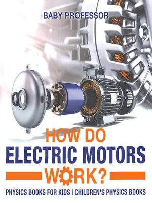 cover image of How Do Electric Motors Work?