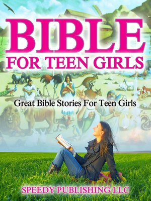 cover image of Bible For Teen Girls