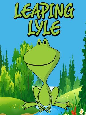 cover image of Leaping Lyle