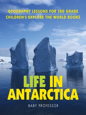 cover image of Life In Antarctica