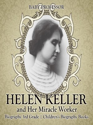 cover image of Helen Keller and Her Miracle Worker