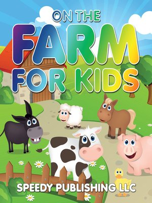 cover image of On the Farm For Kids