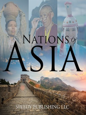 cover image of Nations of Asia