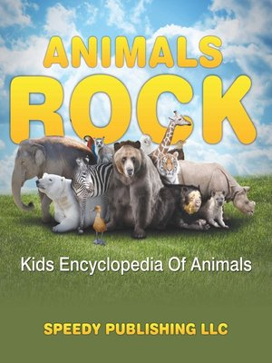 cover image of Animals Rock