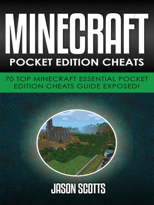 cover image of Minecraft Pocket Edition Cheats