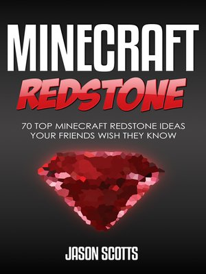 cover image of Minecraft Redstone