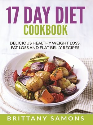 cover image of 17 Day Diet Cookbook