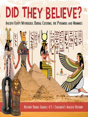 cover image of Did They Believe? --Ancient Egypt Mythology, Burial Customs, the Pyramids and Mummies--History Books Grades 4-5--Children's Ancient History
