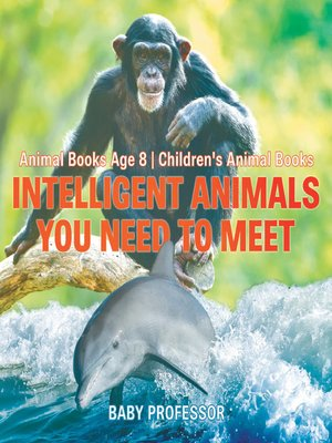 cover image of Intelligent Animals You Need to Meet