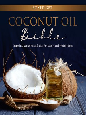 cover image of Coconut Oil Bible
