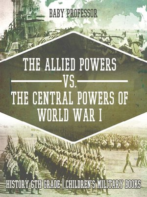 cover image of The Allied Powers vs. The Central Powers of World War I