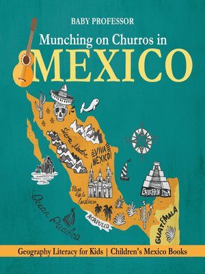 cover image of Munching on Churros in Mexico