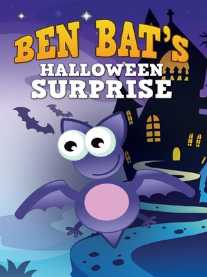 cover image of Ben Bat's Halloween Surprise
