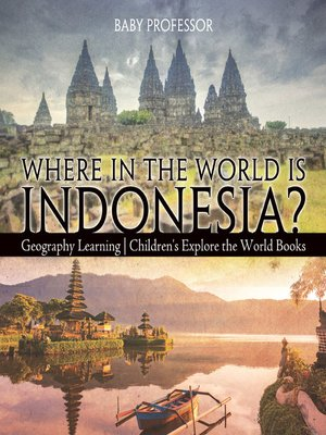 cover image of Where in the World is Indonesia?