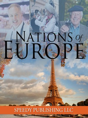 cover image of Nations of Europe