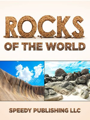 cover image of Rocks of the World