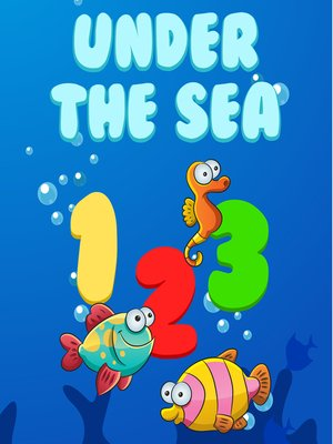 cover image of Under the Sea Counting Fun