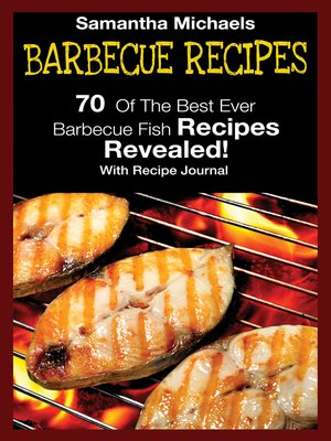 cover image of Barbecue Recipes