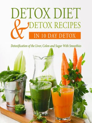 cover image of Detox Diet & Detox Recipes