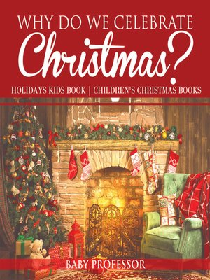 cover image of Why Do We Celebrate Christmas?