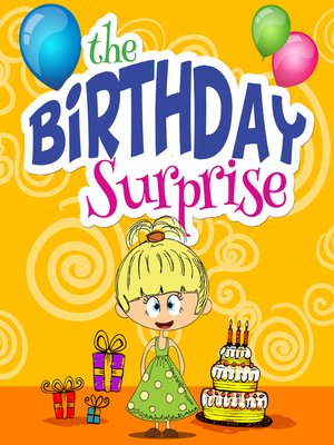 cover image of The Birthday Surprise