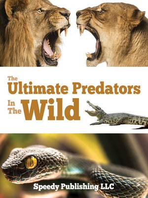 cover image of Ultimate Predators In the Wild