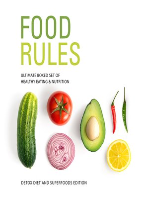 cover image of Food Rules