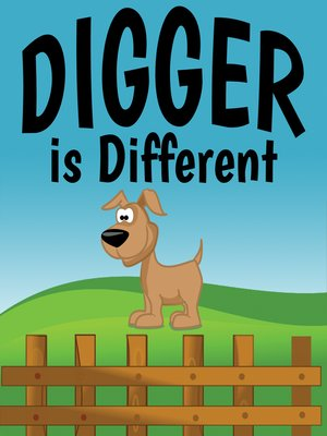 cover image of Digger is Different