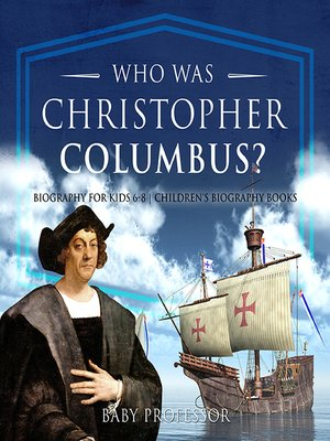 cover image of Who Was Christopher Columbus?