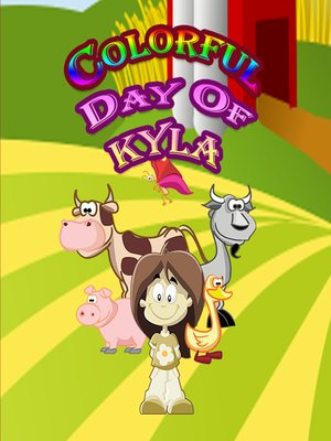 cover image of Colorful Day of Kyla